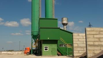 Производство бетон завод